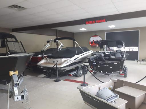 Achat de bateau Dégelis Marine et Sports Inc. à Degelis (Quebec) | AutoDir