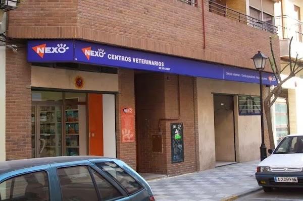 Clínica Veterinaria Nexo Menescal Albacete