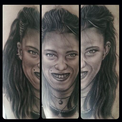 Ink Master Tattoo
