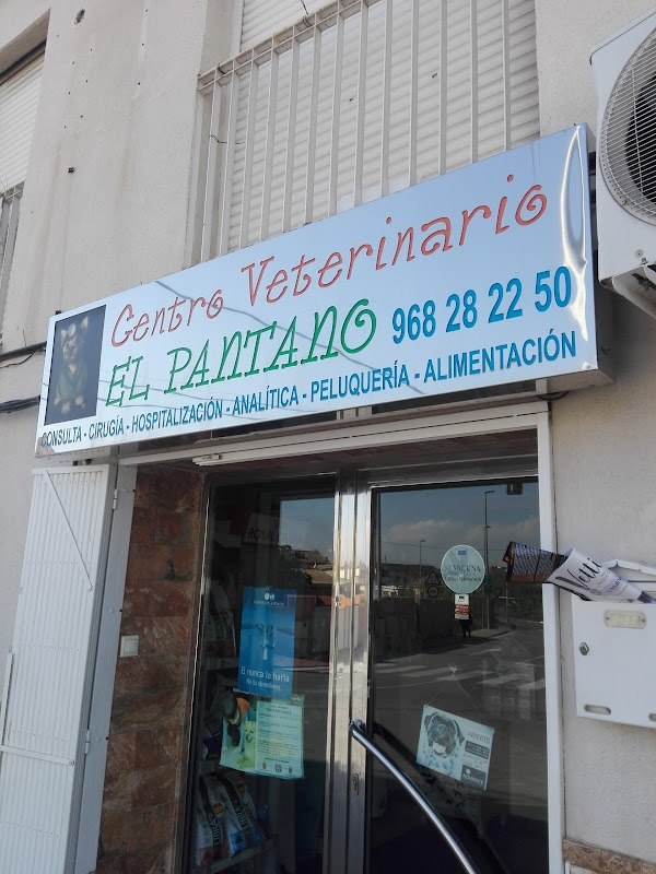 Centro Veterinario El Pantano