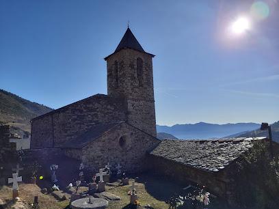 Església de Sant Sadurní de Meranges
