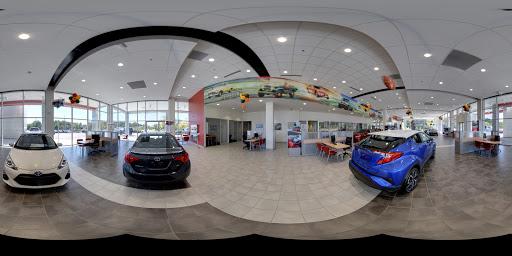 Toyota Dealer «Leith Toyota», Reviews And Photos, 8005 Capital Blvd, Raleigh,  NC 27616, USA