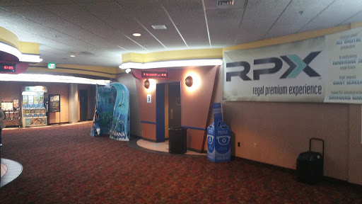 Movie Theater «Regal Cinemas Hollywood 20 & RPX - Greenville», reviews and photos, 1029 Woodruff Rd, Greenville, SC 29607, USA