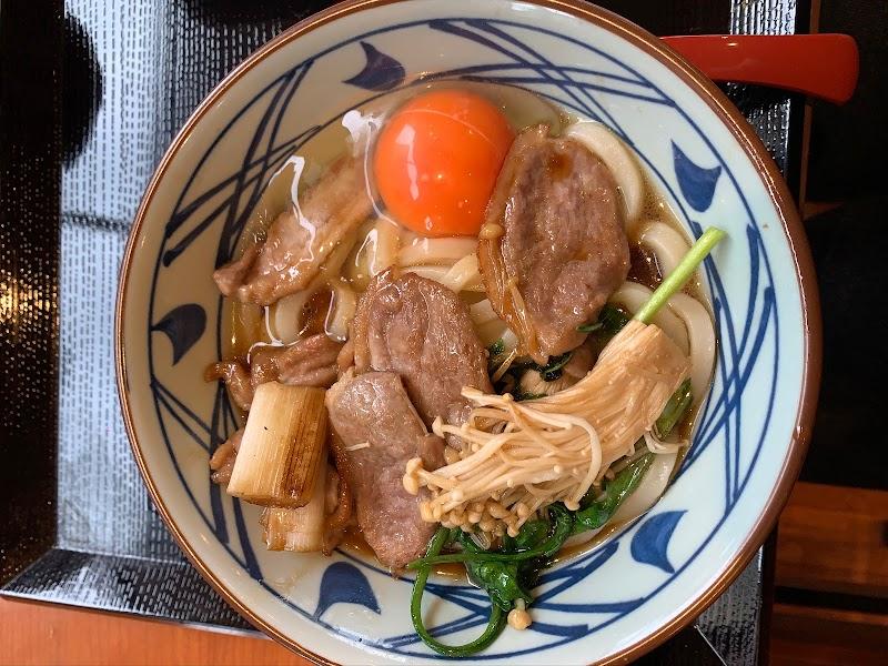 丸亀製麺天理