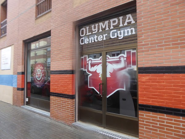Olympia Center Gym