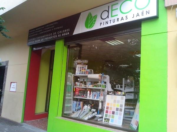 dECO Pinturas Jaén