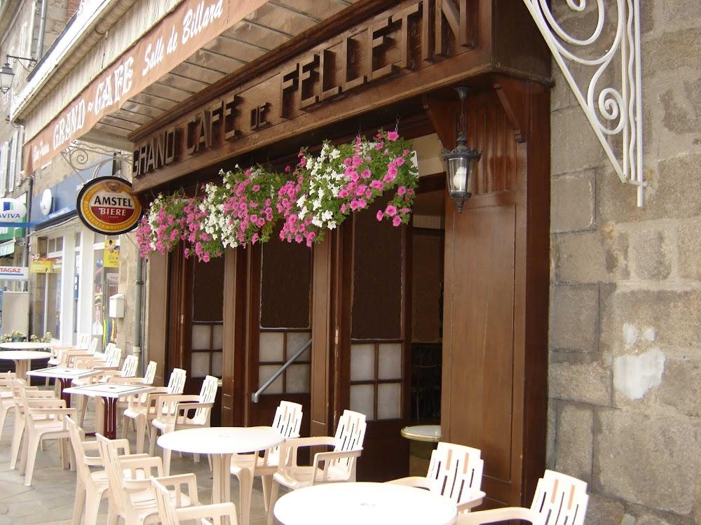 photo du resaurant Le Grand Café de Felletin