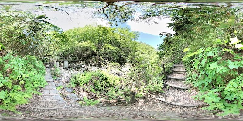 あだたら渓谷自然遊歩道