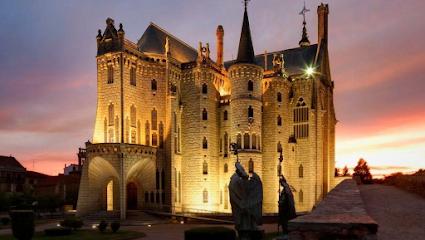 Palace of Gaudì Astorga