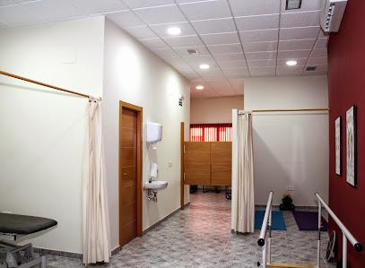 imagen de masajista Clínica de Fisioterapia David Pajares