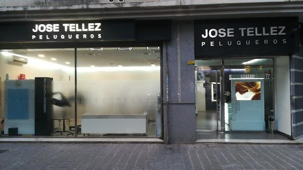 José Téllez Peluqueros