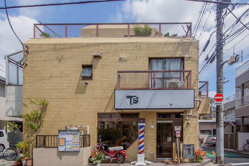 cut room Ts since 1910 (カット ルーム ティーズ)