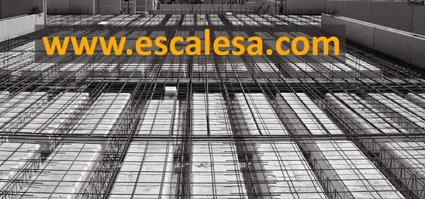 ESCALESA, Obras y Proyectos
