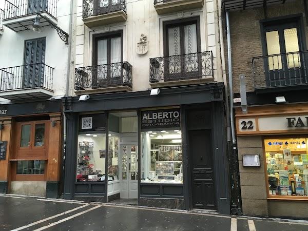 Alberto Estudio Fotográfico S.L.  Fotografos Bodas Pamplona