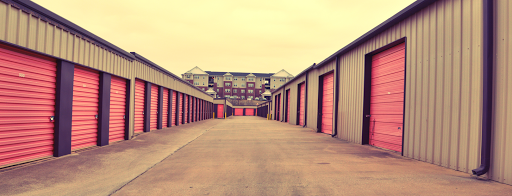 Macho Self Storage Denton, 525 Fort Worth Dr, Denton, TX 76201, Self-Storage Facility