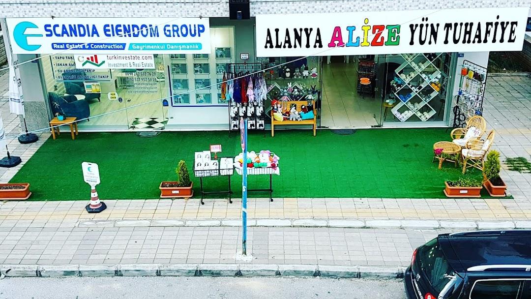 Alanya Alize Sat Noktas Yarn & Wool Garn & Wolle