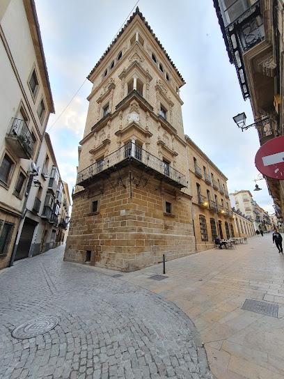 Torre del Palacio de los Condes de Guadiana