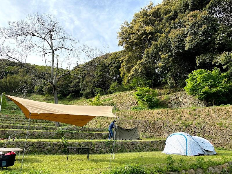 橘香園キャンプ場