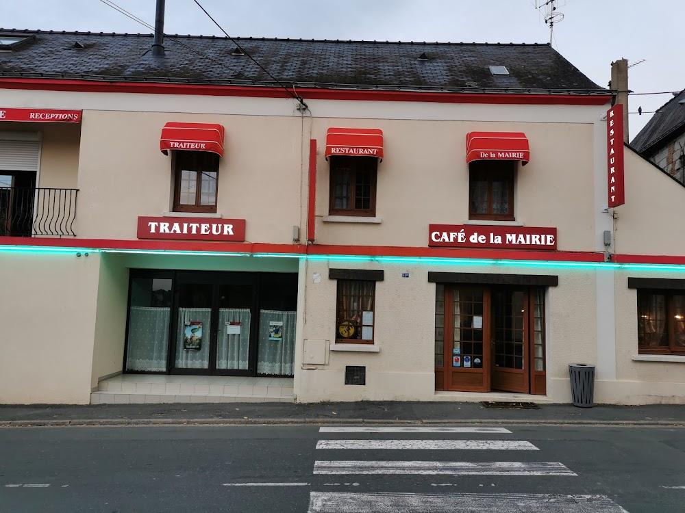 photo du resaurant Café de la Mairie de Champigné