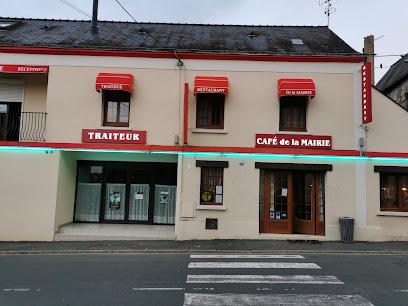 photo du restaurant Café de la Mairie de Champigné