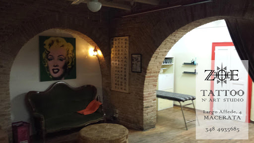Zoe Tattoo Studio Macerata
