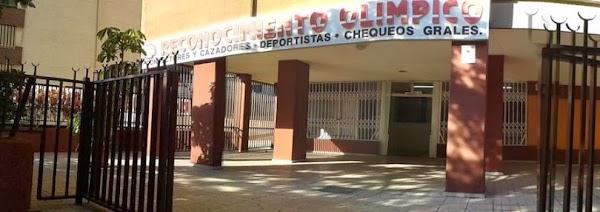 Centro de Reconocimiento de Conductores Gomermedi Olímpico.