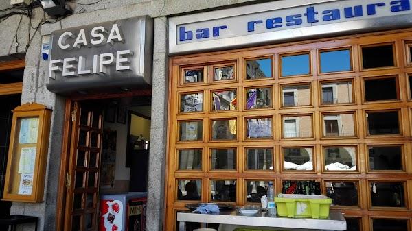 Hostal Casa Felipe