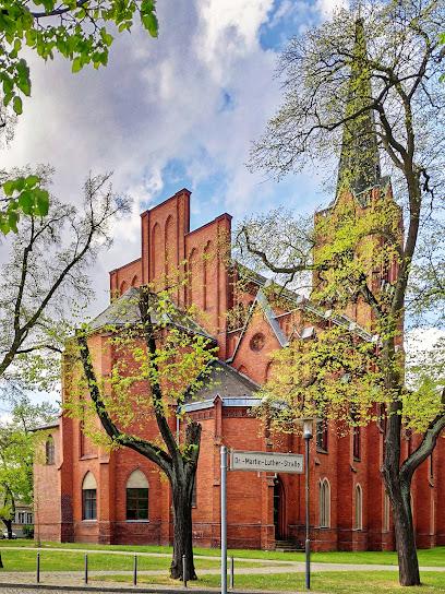 Sankt-Gertraud-Kirche, Frankfurt