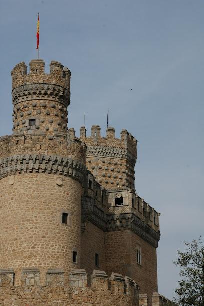 Old Castle of Manzanares el Real