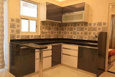 Hettich Modular kitchenAjmer
