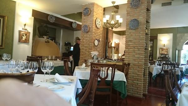 Restaurante Horno de Salvador