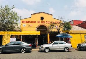 Coyoacan Market