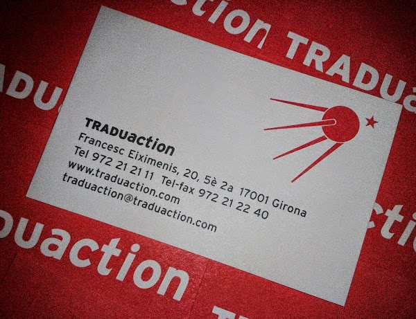 TRADUaction - traductors jurats