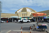 Chợ Trung Tâm Phnôm Pênh (Chợ Bốn Mặt)