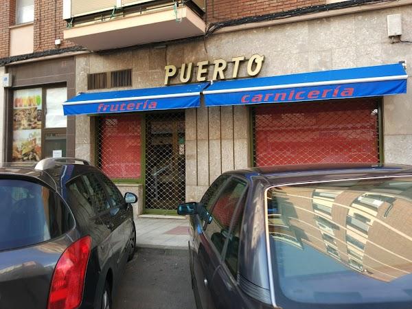 Fruteria Carnicería Puerto