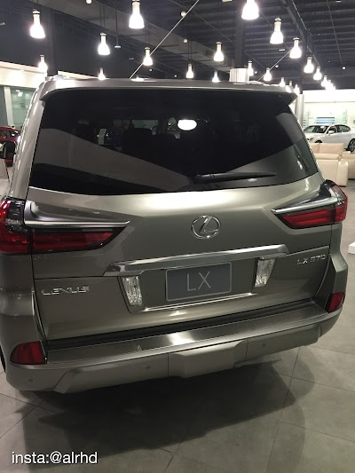 ... LEXUS - Sharjah - Al-Futtaim Motors ...