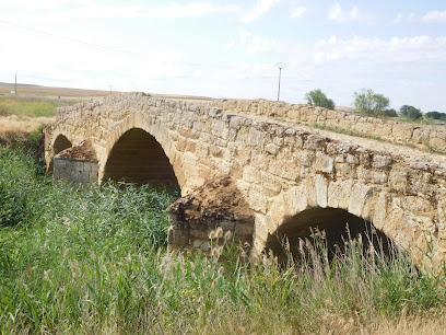 Bridge and Roman road of Becilla de Valderaduey