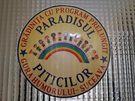 Gradinita Paradisul Piticilor