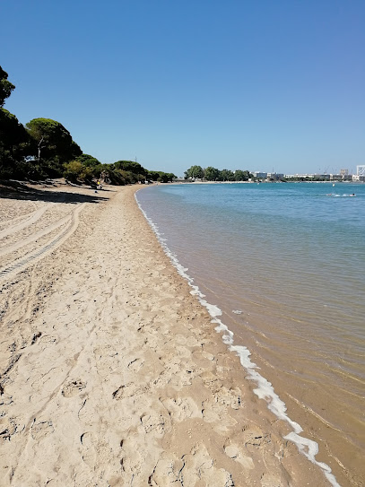 Rio San Pedro beach