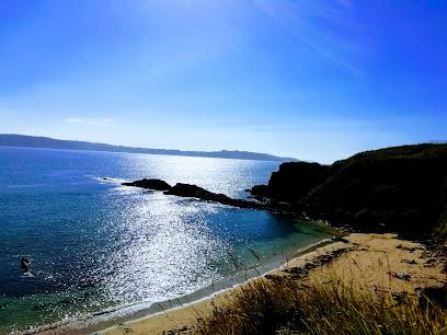 Praia de Centeas