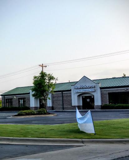 Chiropractor «HealthSource Chiropractic & Progressive Rehab of Decatur, AL», reviews and photos