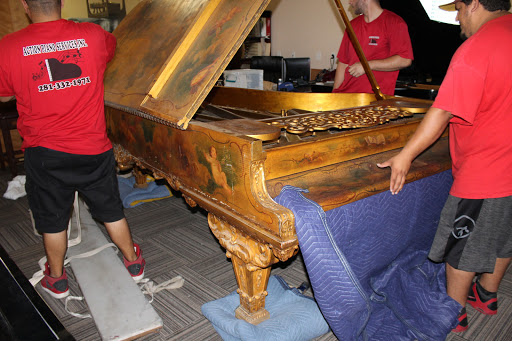 Piano Moving Service «Action Piano Services», reviews and photos