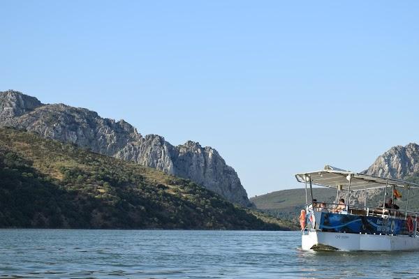 Barco del Tajo - Monfragüe