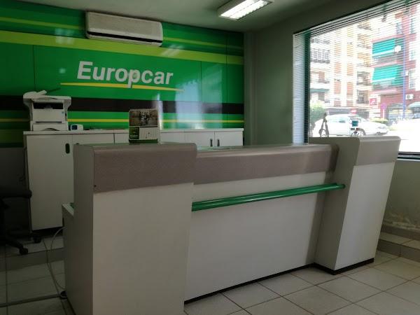 Europcar Badajoz - Alquiler de Coches