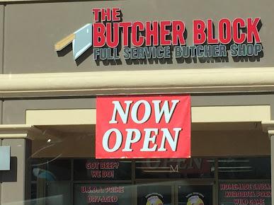 The Butcher Block - Henderson
