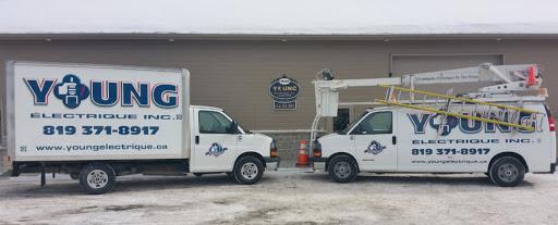 Electrician Young Electrique Inc in Trois-Rivières (QC) | LiveWay
