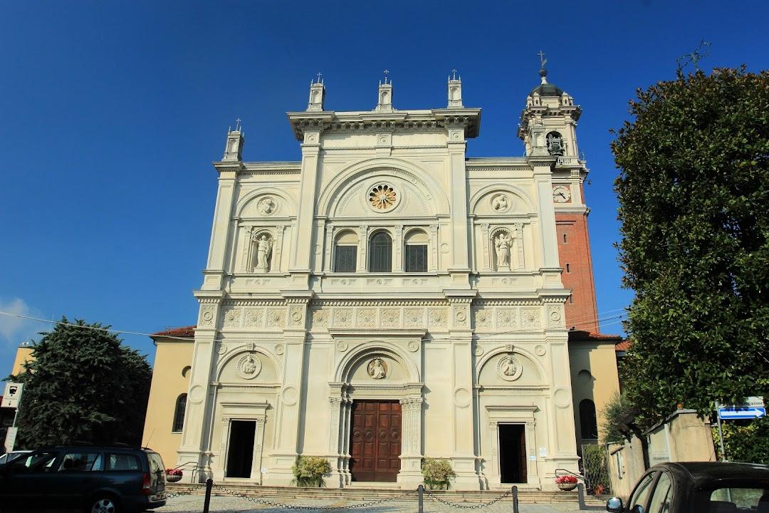 Chiesa di S. Vittore in Casbeno