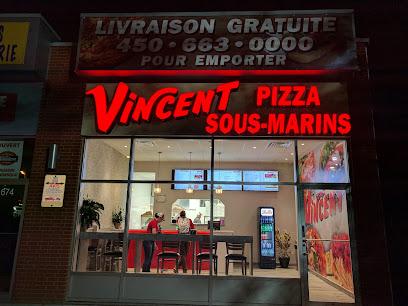 Vincent Pizza Sous-Marins
