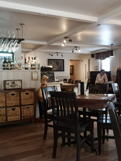 The Fork & Plate A Lefroy Harbour Inc