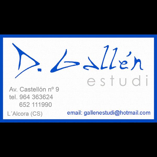 Estudi D. Gallén